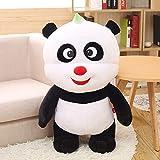 Xin Yao Store Plüschtier Neu 1Pc 35Cm Maulwurf Panda Plüschtier Kindheit Weiche Kuscheltierpuppe Plüsch Kinder Geburtstagsgeschenk