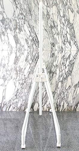 旭金属(Asahikinzoku)布団干し物干し畳める幅105×奥行11~37×高さ95~156cmFH-505