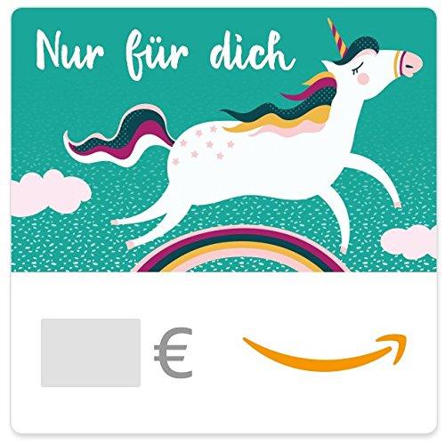 Digitaler Amazon.de Gutschein (Einhorn)