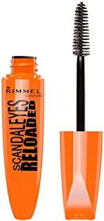 Rimmel London Scandaleyes Reloaded Mascara - Black