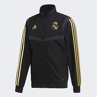 adidas 2019-2020 Real Madrid Presentation Jacket (Black)