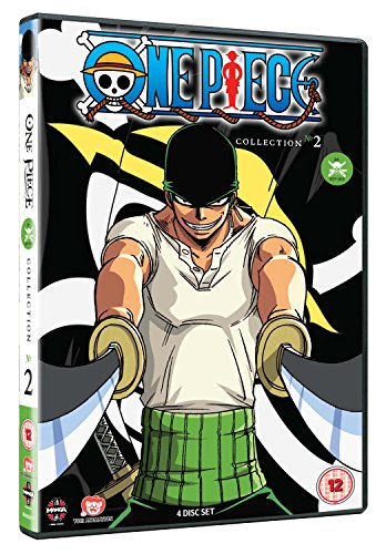 One Piece (Uncut) Collection 2 (Episodes 27-53) [Region 2] [UK Edition] [DVD] [Reino Unido]