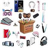 JEDNF Fortunato Mystery Blind Box, Ottimo Rapporto qualità-Prezzo, c'è la possibilità di Aprire: Cellulare, massaggiatore del Collo, Cuffie, taccuini più/Tutto è possibi