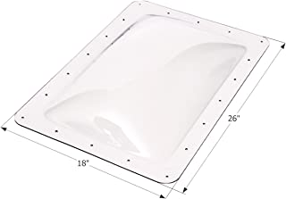 Best dome roof skylights Reviews