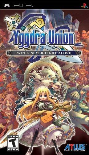 Yggdra Union - Sony PSP by Atlus