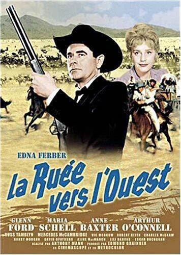 La Ruée vers l'Ouest [Francia] [DVD]