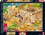 Educa Borrás- Puzzle Antiguo Egipto con 1000 Piezas, Color (16345)