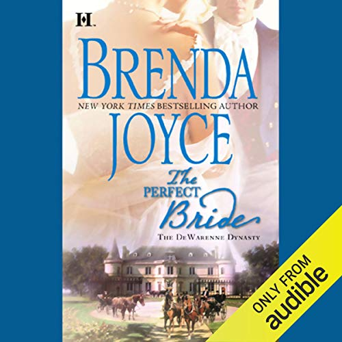 The Perfect Bride audiobook cover art