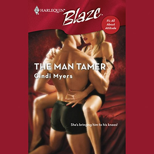 The Man Tamer audiobook cover art