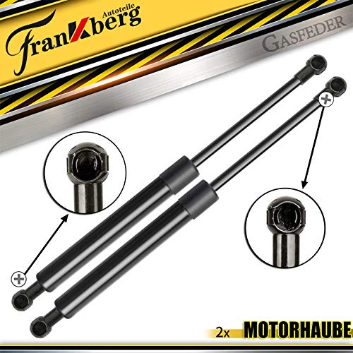2x Gasfeder Motorhaube Gasdruckfeder Dämpfer für X5 3.0d 3.0i 4.4i 4.6is 4.8is SUV 2000-2006 51238402551