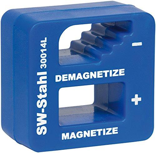 Entmagnetisierer magnetisierer magnetisiergerät magnétique 2in1 Tournevis