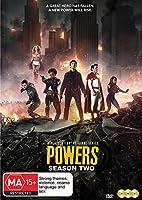 Powers: Season Two [DVD]