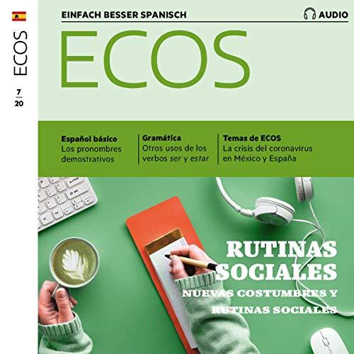 Ecos Audio - Rutinas sociales. 7/2020 Titelbild