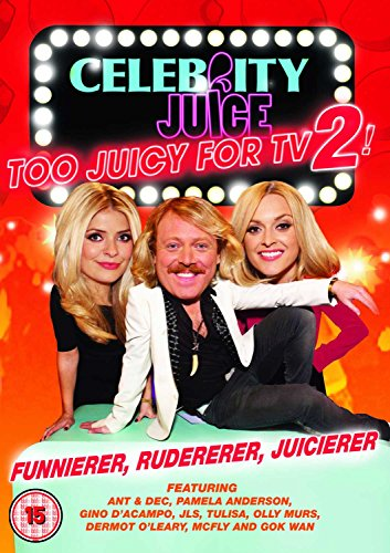 Too Juicy for TV 2!