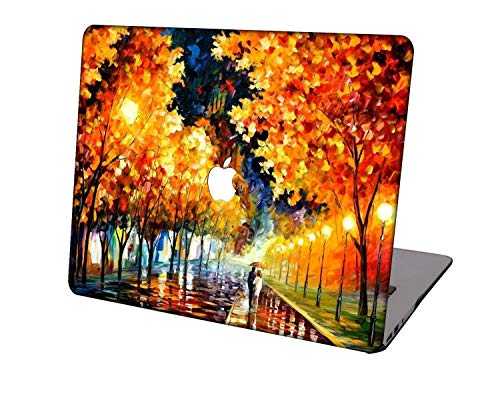 Laptop Case for Newest MacBook Pro 15 inch Model A1707/A1990,Neo-wows Plastic Ultra Slim Light Hard Shell Cover Compatible Macbook Pro 15 inch,Landscape A 64