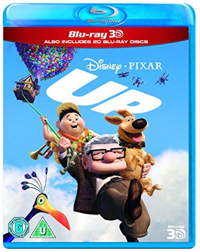 Up [Blu-ray 3D + Blu-ray]