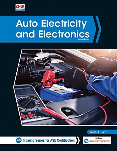 Auto Electricity and Electronics Training Series for Ase Certification product image