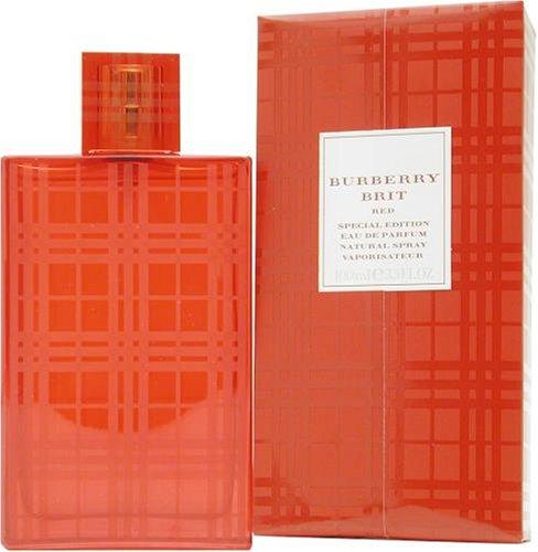 Brit Red by Burberry Eau de Parfum Spray 50ml