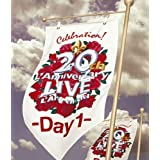 20th L'Anniversary LIVE-Day1-(Blu-ray Disc)