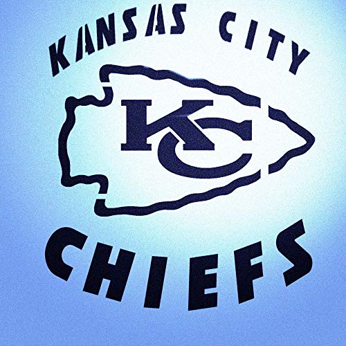 Kansas City Chiefs Stencil Mancave Sports Football Stencils
