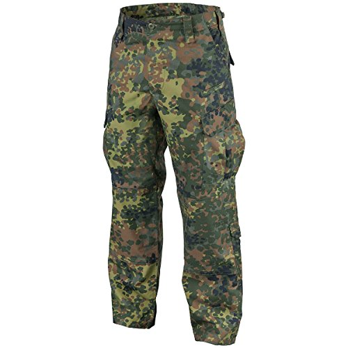 Helikon-Tex CPU Pants -Polycotton Ripstop- Flecktarn