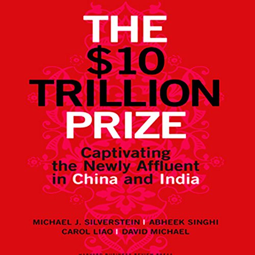 The $10 Trillion Prize audiobook cover art