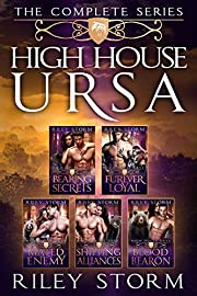 High House Ursa: The Complete Bear Shifter Box Set (Plymouth Falls Shifters Book 1)