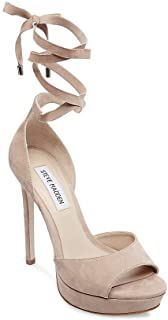 Women's Sensation Nubuck Ankle-High Heel