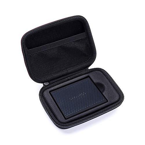Funda Funda de silicona Funda para Samsung T5/T3/T1 (negro)
