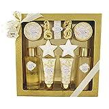 Gloss - caja de baño, caja de regalo para mujeres -  Box espumoso baño Bliss - flores blancas y almizcle - 8pcs