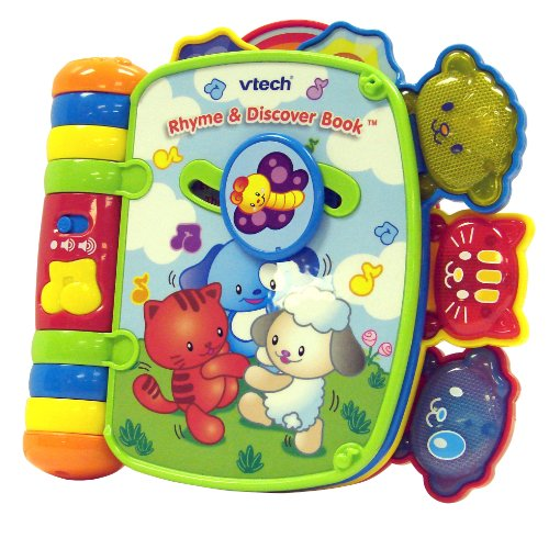 Product Image of the VTech Rhyme 'N Discover Book
