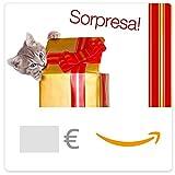 Buono Regalo Amazon.it - Digitale - Gatto sorpresa