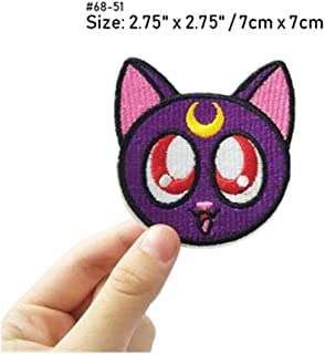 Moon Luna Embroidery Badge Patch Toys