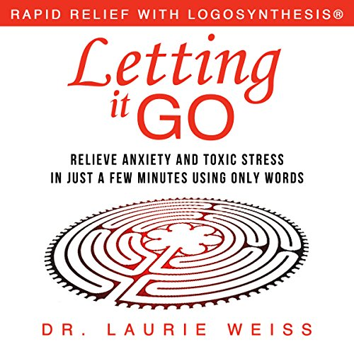 Letting It Go audiobook cover art