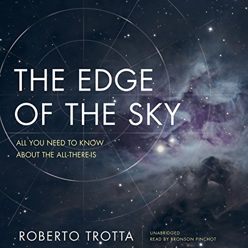 The Edge of the Sky audiobook cover art