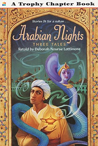 Arabian Nights: Three Tales (Trophy Chapter Books)