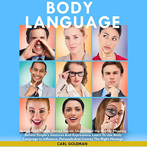 Body Language Audiobook By Carl Goleman cover art