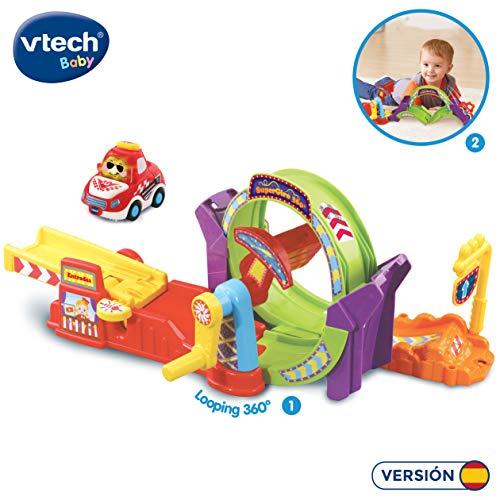 VTech- TTB Supergiro 360º Pistas Coches looping tut bólidos (3480-534922) , color/modelo surtido