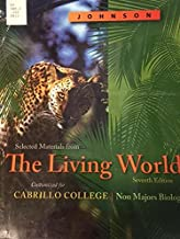 SELECTED MATERIALS FROM THE LIVING WORLD SEVENTH EDITION CABRILLO COLLEGE