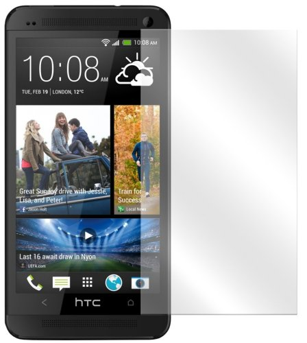 Coconut 1126382 Bildschirmschutzfolie für HTC One M9 ultraklare