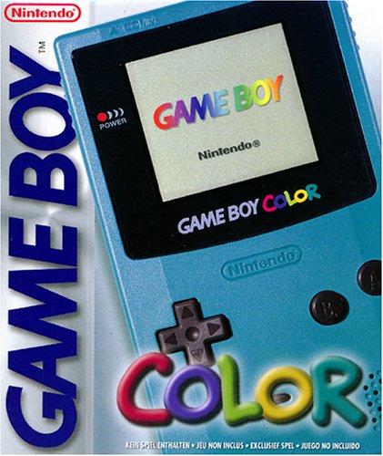 Game Boy - Gerät Color Türkis