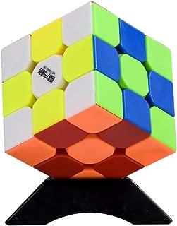 Cubelelo QiYi Thunderclap 3x3 56mm Magic speed cube (Mofangge) Stickerless