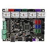 3Dプリンターボード MKS Gen L V1.0コントローラー5個 Ramps1.4 / Mega2560 R3用TMC2209V2.0
