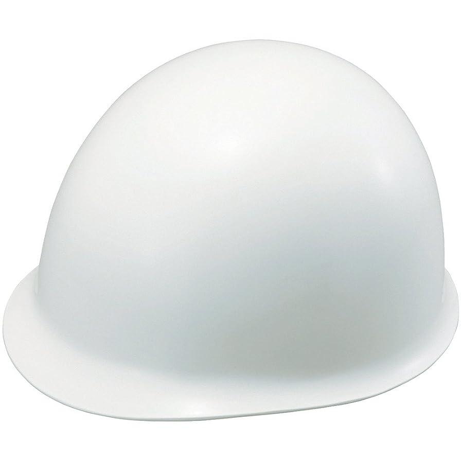 競う迷彩法王TRUSCO(トラスコ) ヘルメット MP型 白 DPM-148W