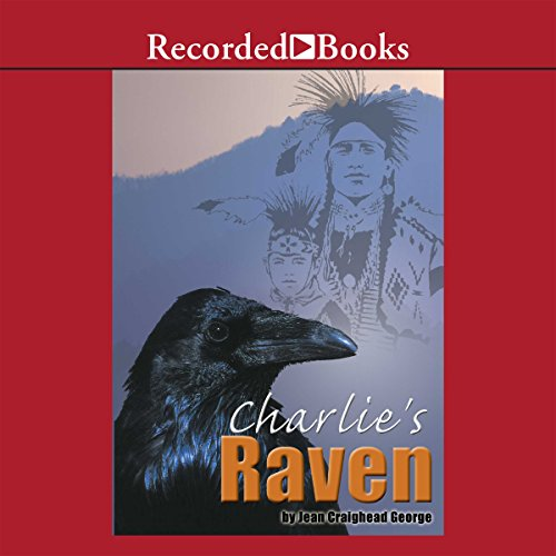 Charlie's Raven audiobook cover art