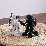 PKA 777-615 2.4G RC Roboter Battle Boxing Robot Fernbedienung Kampfroboter Für Eltern Und Kinder Geschenk