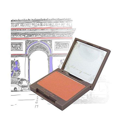 Lollipops Paris Blush + Eye Shadow - B01 Abricot Mecanique - Rouge Maquillaje 3,5 g
