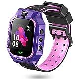 Reloj Inteligente para Niños con 8 Juegos, Smartwatch Niño SOS Phone Video Cámara Alarma MP3...
