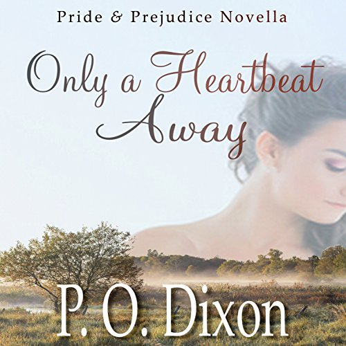 Only a Heartbeat Away audiobook cover art
