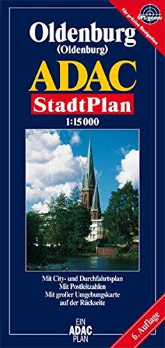 ADAC Stadtpläne, Oldenburg
